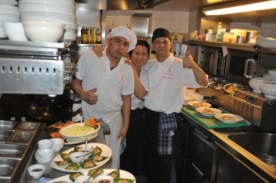 Krua Thai Classic Restaurant : Chef