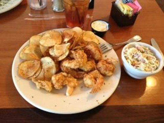 Libby's of Lexington: Excellent Shrimp Dinner