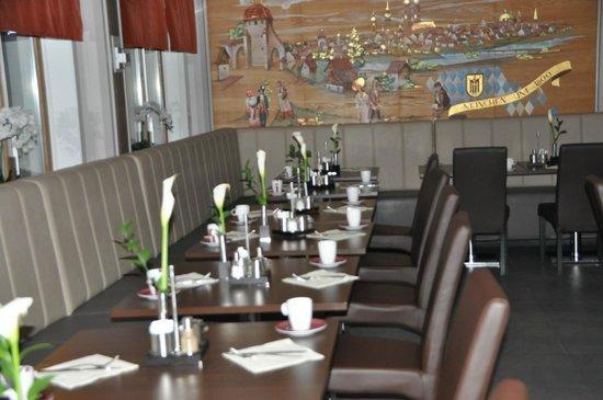Hotel Munich City : Fruhstücksraum