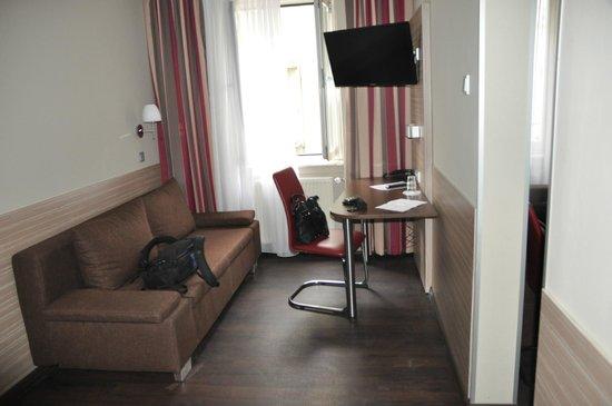 Hotel Munich City : Zum Verweilen