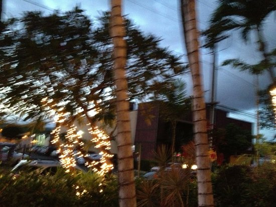 Gerard's: Porch view