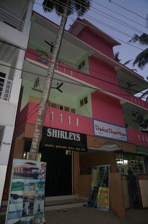 Shirleysbeach Hotel: nice B&B