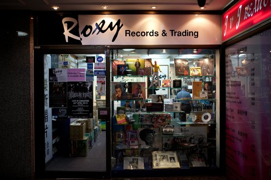 Roxy Records