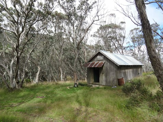 Namadgi National Park: Pryors Hut - high in the Brindabella Ranges