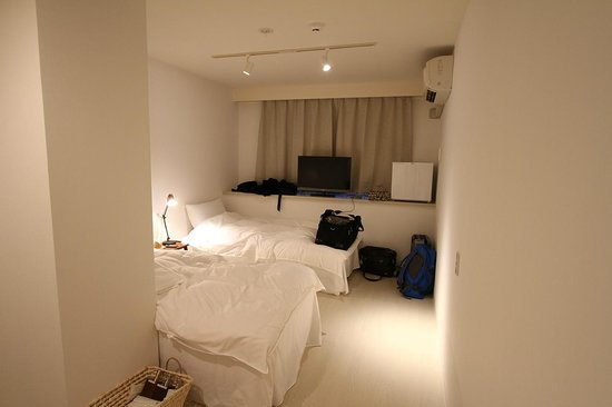 Hotel Graphy Nezu : Room