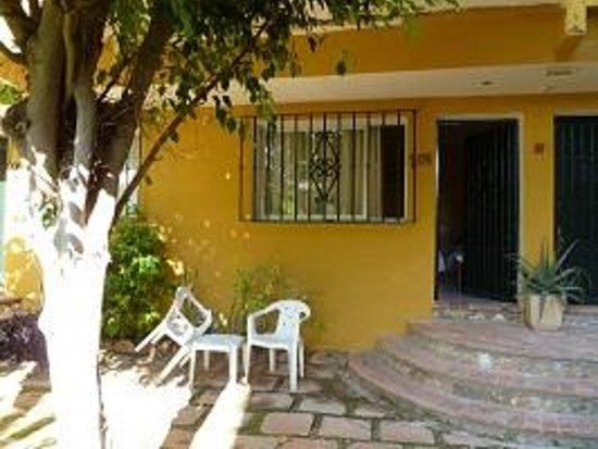 Villa Albero: Outside the room