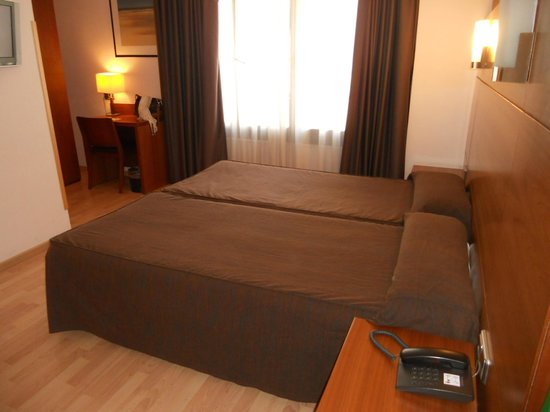 Hotel Via Augusta: Habitación 302