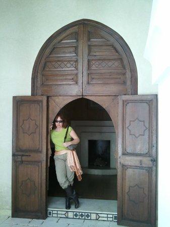 Villa Makassar: En la entrada de la salita de estar