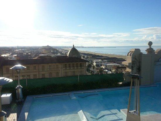 Grand Hotel Principe di Piemonte: piscina