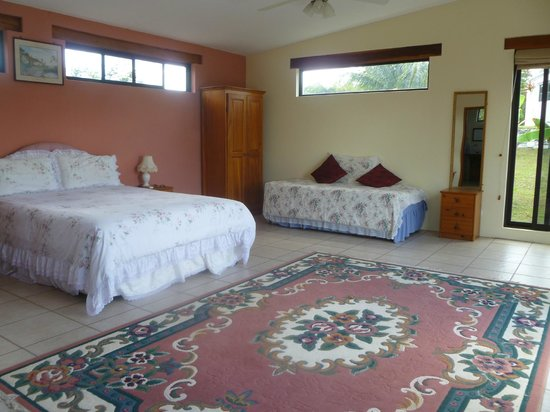 GumboLimbo Jungle Resort: excellent room