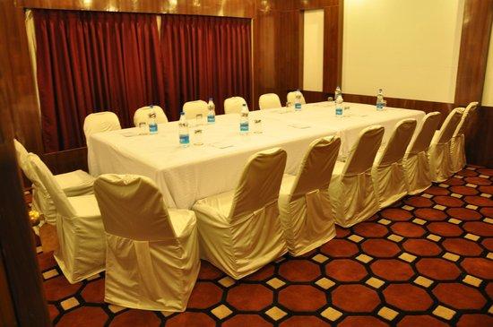 Kshitij Hotel Royale: BOARD ROOM