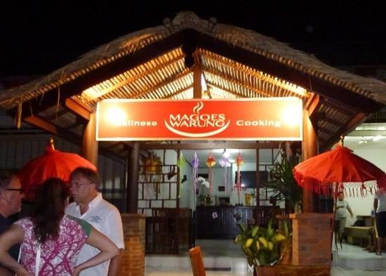 Magoes Warung: Balinese food experience