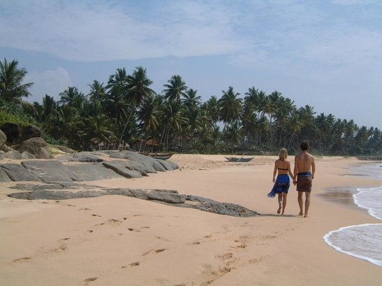 Max Wadiya: Taking a stroll down the beach