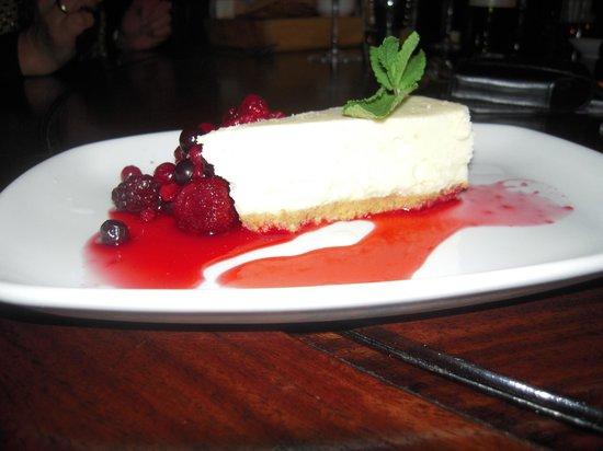 Mondello: Cheese cake 1