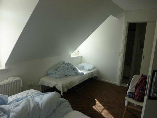 Savoy Hotel: Zimmer