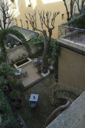 L'Hotel Particulier 28 a Aix: Jardin