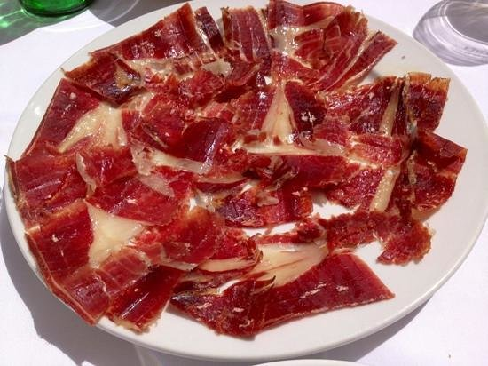 Casa Varo : melt in the mouth Iberican ham