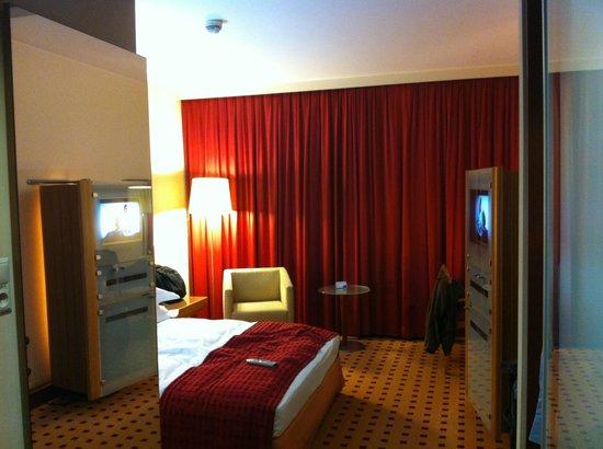 Radisson Blu Hotel Krakow: The room