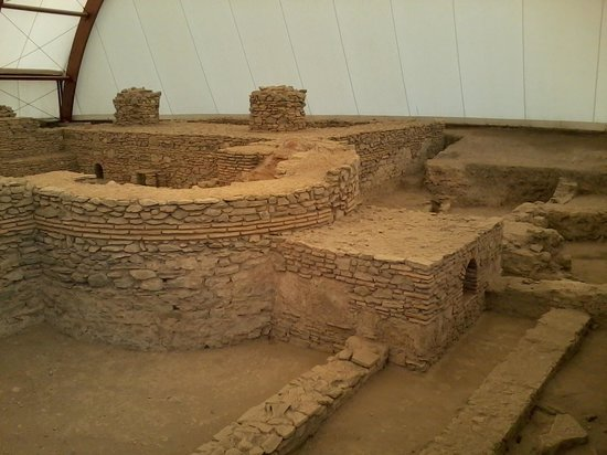 Viminacium : Thermal baths