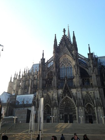 Cologne Cathedral (Dom): Koln dom
