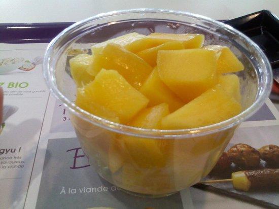Eat Sushi : Salade de fruits