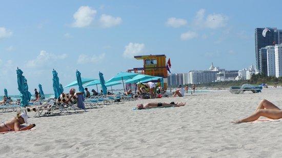 Hotel Riu Plaza Miami Beach Strand Voor Het