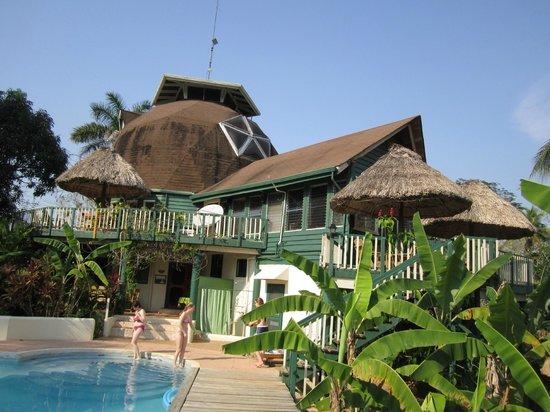 Belize Jungle Dome : The Jungle Dome