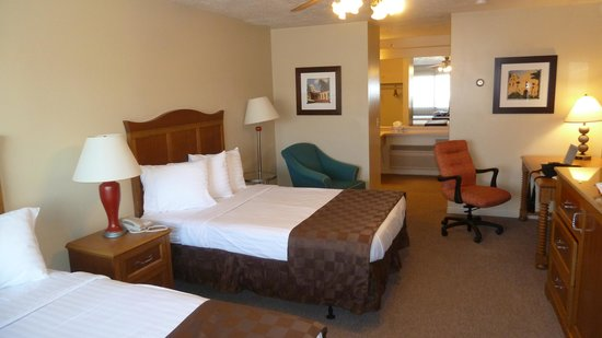 Quality Inn Bryce Canyon : New room