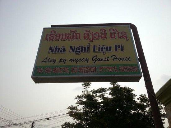 Lieupi Mixay Guesthouse