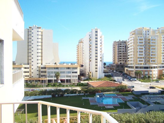 Beautiful clear view from Balcony - Picture of Solmonte Apartments ...