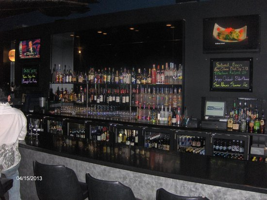 Nakashima of Japan: Bar