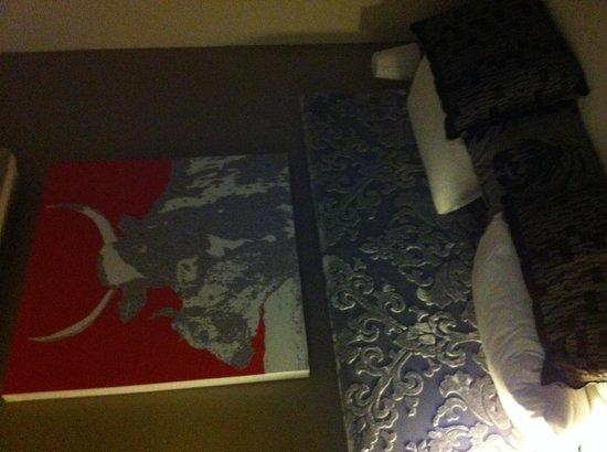 Derwent House Boutique Hotel : Unser Zimmer