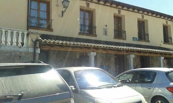 El Andarrio: fachada