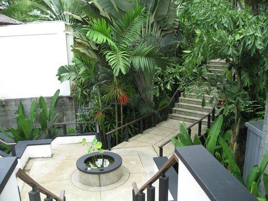 Nakamanda Resort & Spa : Vue depuis la villa