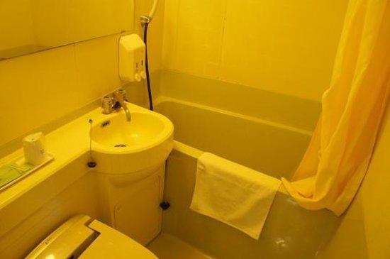 Hotel Sun Valley : 浴室