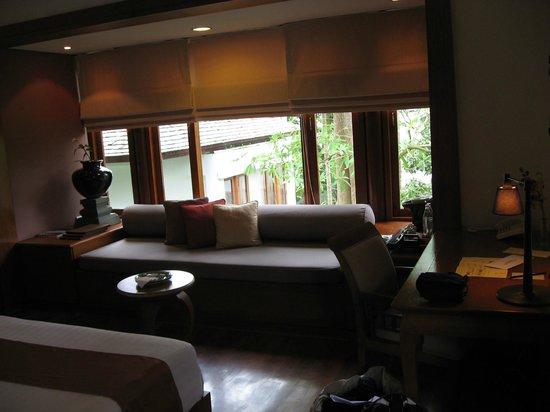 Nakamanda Resort & Spa : Chambre