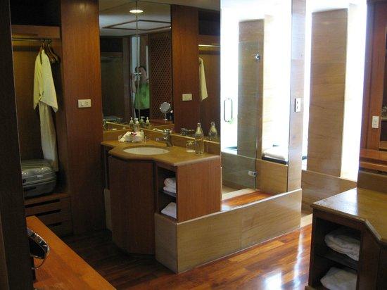 Nakamanda Resort & Spa : Salle de bain