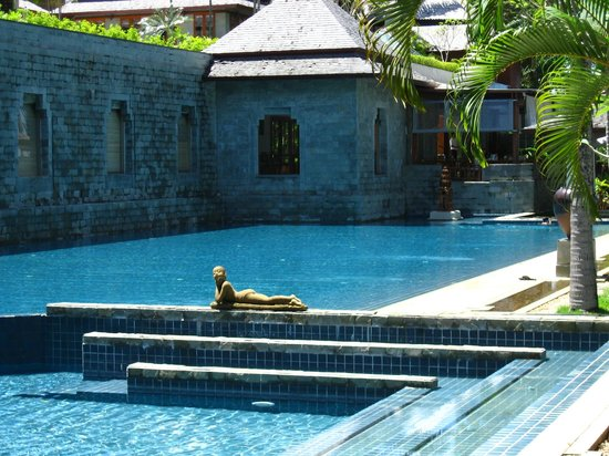 Nakamanda Resort & Spa : Piscine de l'hôtel