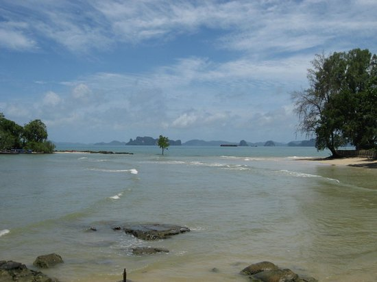 Nakamanda Resort & Spa : Plage