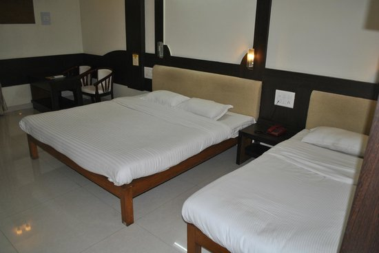 Hotel Yash Palace: Deluxe room A/C