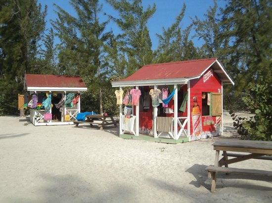 Cruise Shore Excursions Jamaica: Red Stripe Beach - Gift Shops