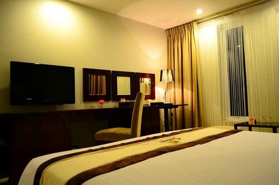 Sanouva Saigon Hotel: Sanouva Deluxe Double