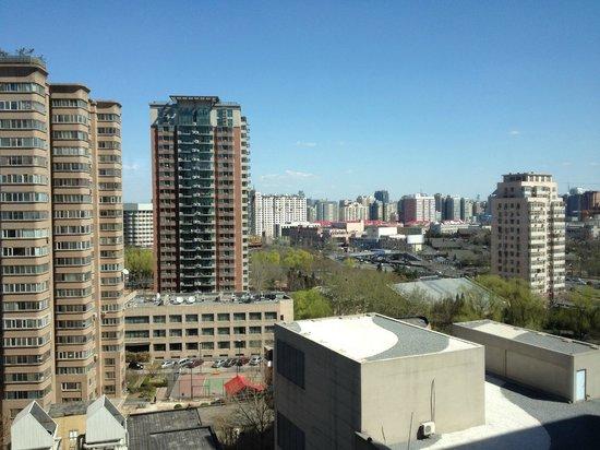 Shangri-La Hotel, Beijing: view from room
