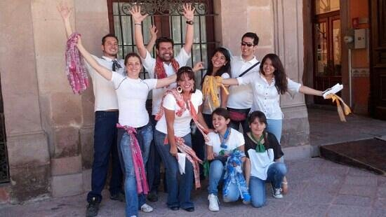 Descubre Turismo Alternativo - Day Tours : Equipo de coordinadores y animacion