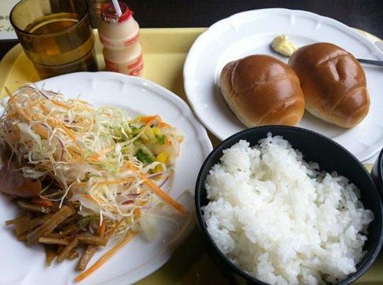 Hotel Sun Valley : 朝食