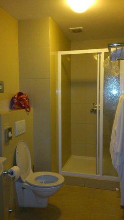 BEST WESTERN Hotel Pav: vista casa de banho