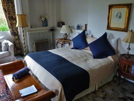 Manoir Petit Meysset : The sleeping here was the best!