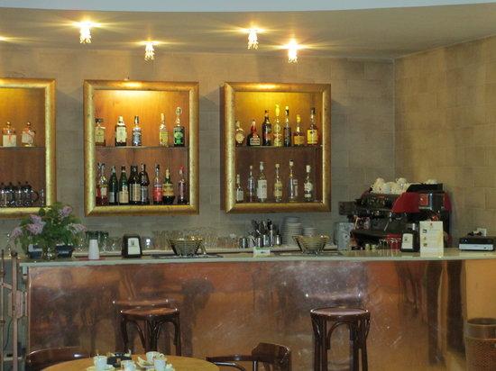 Hotel Terme Belvedere: bar