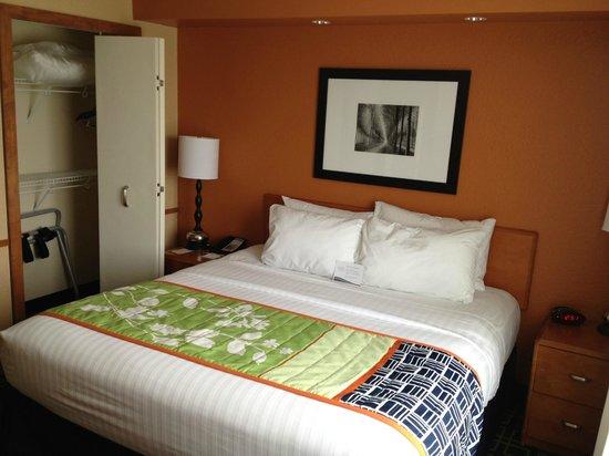 Fairfield Inn & Suites Sarasota Lakewood Ranch : sleeping
