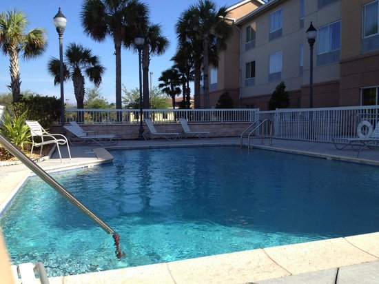 Fairfield Inn & Suites Sarasota Lakewood Ranch: relaxing